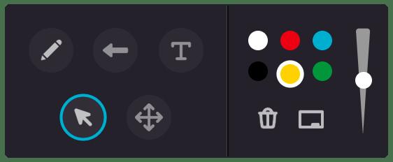 Tools panel