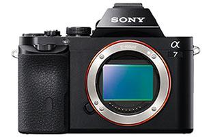 Sony a7s Camera Body